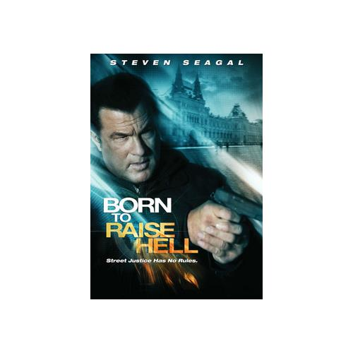 BORN TO RAISE HELL (DVD) 97368522442