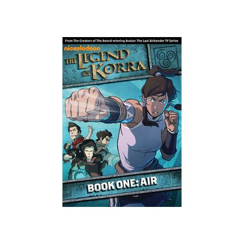 LEGEND OF KORRA-BOOK ONE-AIR (DVD) (2DISCS) 97368914940