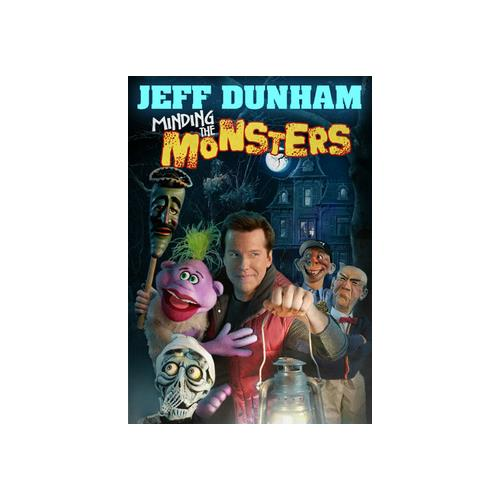 JEFF DUNHAM-MINDING THE MONSTERS (DVD) 97368917644