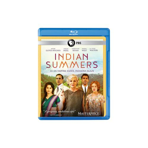 INDIAN SUMMERS (BLU-RAY) 841887025645