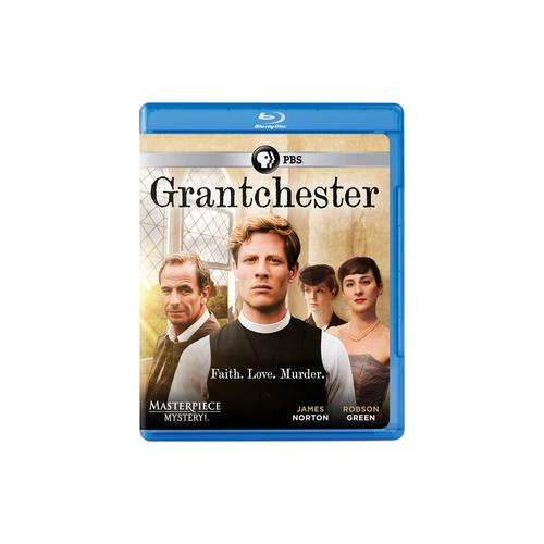 MASTERPIECE MYSTERY-GRANTCHESTER (BLU-RAY/2 DISC) 841887023542