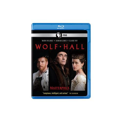 MASTERPIECE-WOLF HALL (BLU-RAY) 841887022477