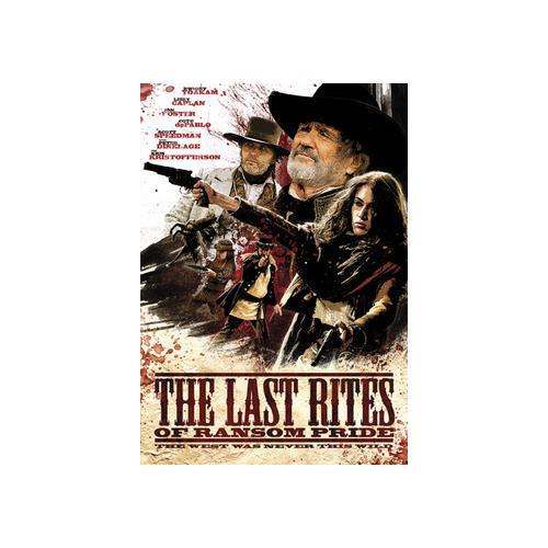 LAST RITES OF RANSOM PRIDE (DVD/WS-1.78) 814838010816