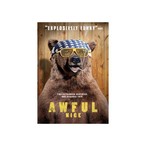 AWFUL NICE (DVD/WS) 814838013398