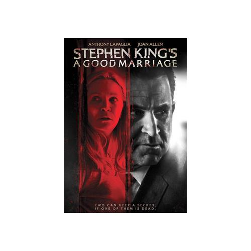 STEPHEN KINGS A GOOD MARRIAGE (DVD) 814838013886