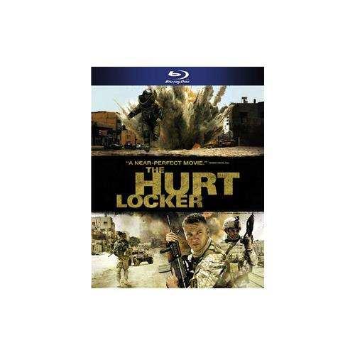 HURT LOCKER (BLU RAY) (WS/ENG SDH/ENG DTS HD) 25192048562