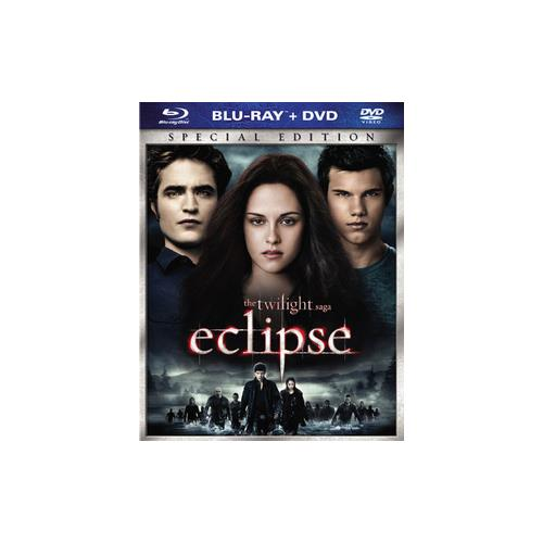 ECLIPSE-TWILIGHT SAGA BLU RAY/DVD COMBO (1 BLU RAY/1 DVD/FLIPPER DISC) 25192083259