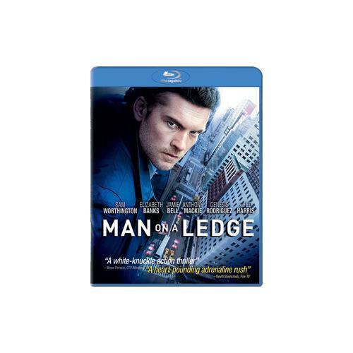 MAN ON A LEDGE  BR 25192133169