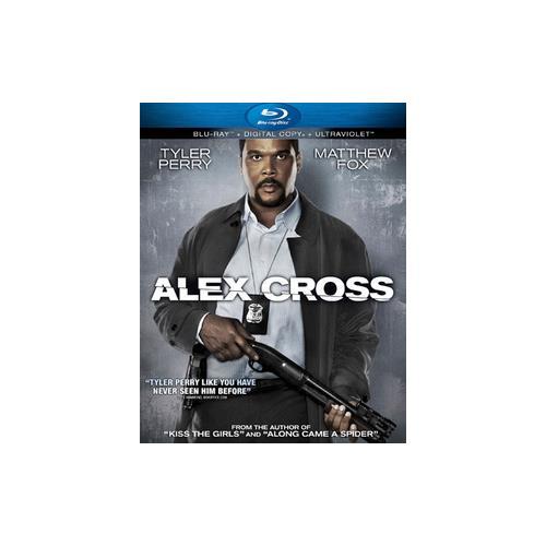 ALEX CROSS (BLU RAY) (WS/ENG 5.1 DD/LAS 5.1 DD/ENG SDH/LAS SUB) 25192177163