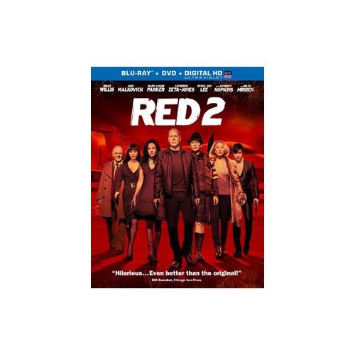 RED 2 BLU RAY/DVD W/DIGITAL ULTRAVIOLET (ENG/ENG SUB/SP/SP SUB/7.1DTS/2DISC 25192213106