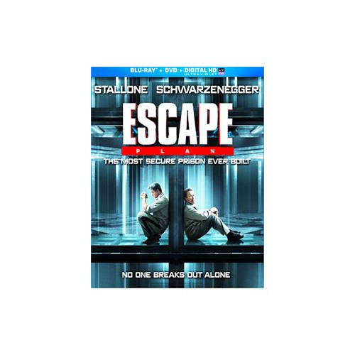 ESCAPE PLAN (BLU RAY/DVD W/DIGITAL HD ULTRAVIOLET) 25192224232