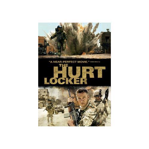 HURT LOCKER (DVD) (WS/ENG SDH/ENG 5.1 DOL DIG) 25192048555