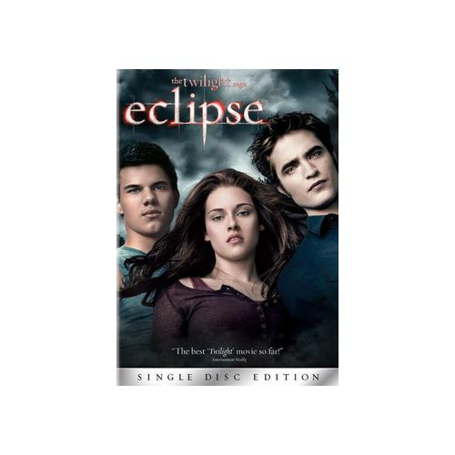 ECLIPSE-TWILIGHT SAGA (DVD) 25192083266