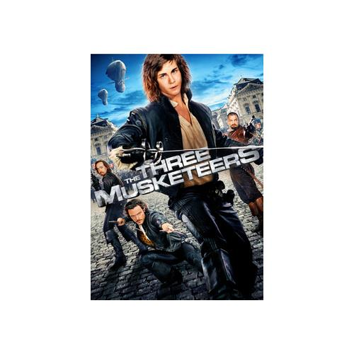 THREE MUSKETEERS (DVD) (2011/WS/2.35/ENG 5.1 DOL DIG/LAS 5.1/ENG SDH) 25192131479