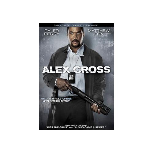 ALEX CROSS (DVD) (WS/ENG 5.1 DOL DIG/LAS 5.1 DD/ENG SDH/LAS SUB) 25192177156