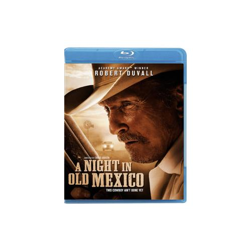 NIGHT IN OLD MEXICO (BLU-RAY/WS 2.39/16X9/5.1 SUR) 625828635168
