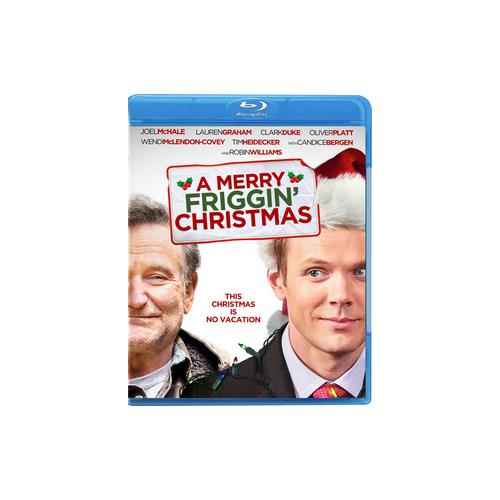 MERRY FRIGGIN CHRISTMAS (BLU-RAY/WS 1.85/ENG/5.1 SUR/16X9/2.0) 625828638008