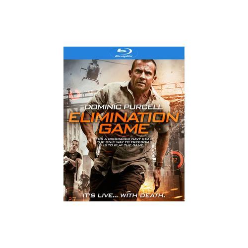 ELIMINATION GAME (BLU RAY) (16X9/WS/5.1 DOL DIG/1.78:1) 625828642852