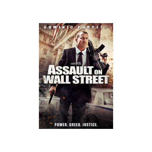 ASSAULT ON WALL STREET (DVD/WS 1.78/16X9/5.1 DOL DIG 5.1) 625828620003