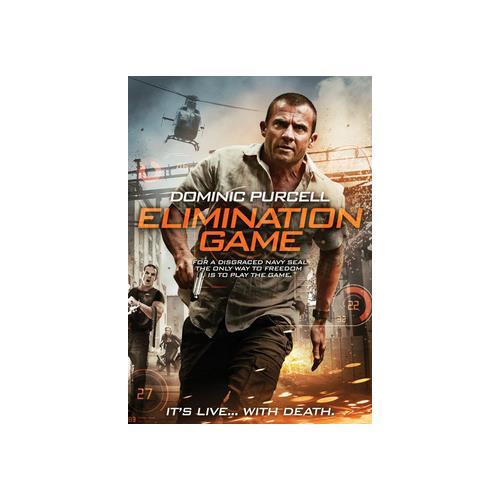 ELIMINATION GAME (DVD) (16X9/WS/5.1 DOL DIG/1.78:1) 625828642098