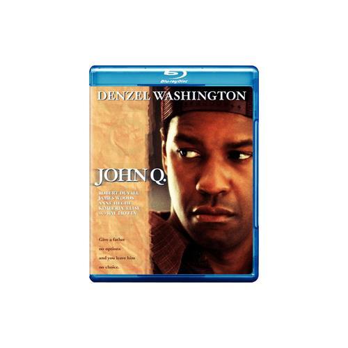 JOHN Q (BLU-RAY) 794043128189