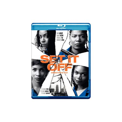 SET IT OFF (BLU-RAY/DELUXE EDITION/WS-2.35) 794043131585