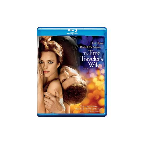 TIME TRAVELERS WIFE (BLU-RAY/DC/DVD) 794043132360