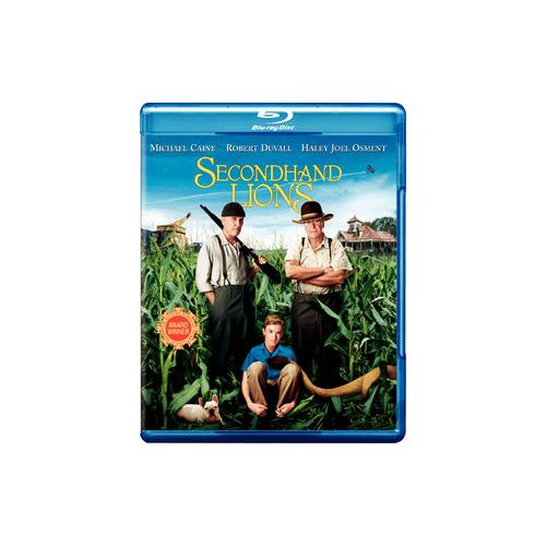 SECONDHAND LIONS (BLU-RAY/WS-1.85) 794043132919