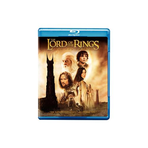 LORD OF THE RINGS-TWO TOWERS (BLU-RAY) 794043140655