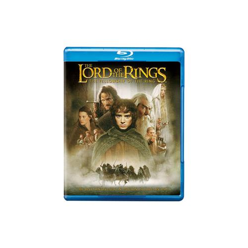 LORD OF THE RINGS-FELLOWSHIP OF THE RING (BLU-RAY) 794043141522