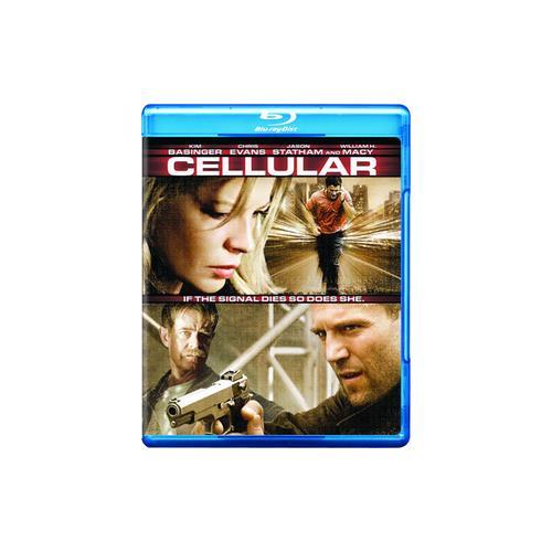 CELLULAR (BLU-RAY) 794043157745