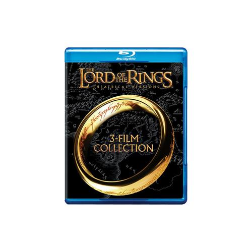 LORD OF THE RINGS-ORIGINAL THEATRICAL TRILOGY (BLU-RAY/TFE/3 DISC) 794043161889