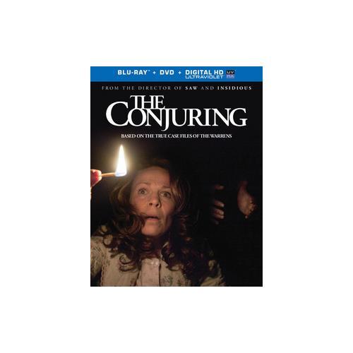 CONJURING (BLU-RAY/UV/WS-16X9) 794043161759