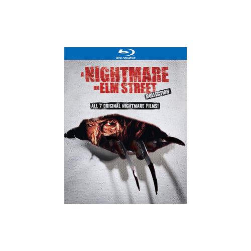 NIGHTMARE ON ELM STREET COLLECTION 1-7 (BLU-RAY/5 DISC) 794043163289