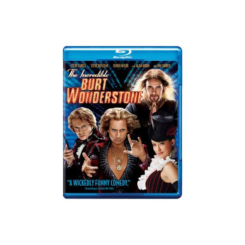 INCREDIBLE BURT WONDERSTONE (BLU-RAY/2013/UV) 794043164705