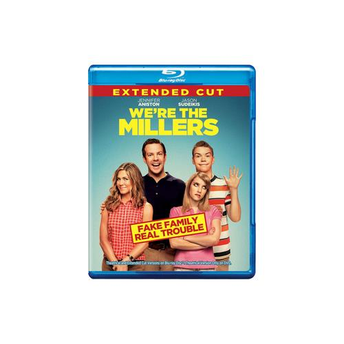WERE THE MILLERS (BLU-RAY/DVD COMBO/UV/2 DISC/FF-16X9) 883929317646