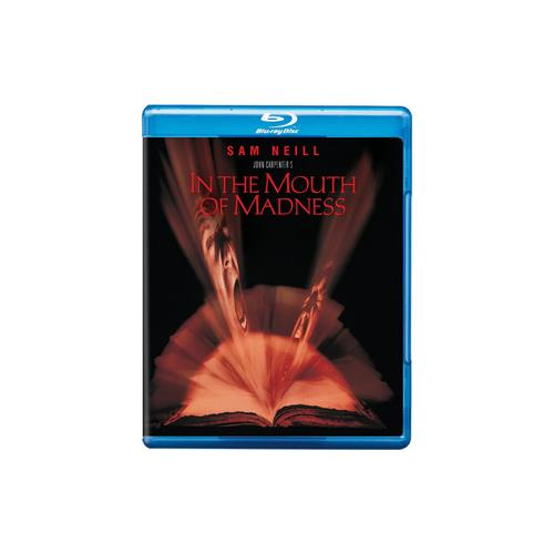 IN THE MOUTH OF MADNESS (BLU-RAY) 883929329854