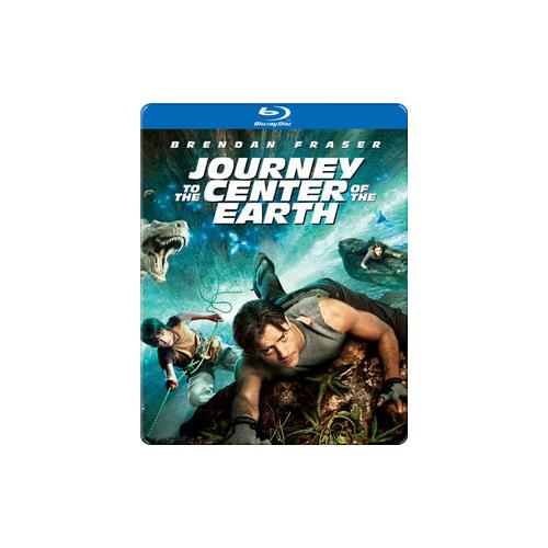 JOURNEY TO THE CENTER OF THE EARTH 2D (BLU-RAY/STEELBOOK) 883929331987