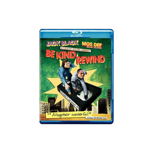 BE KIND REWIND (BLU-RAY/WS-2.35/SP-SUB) 794043123252