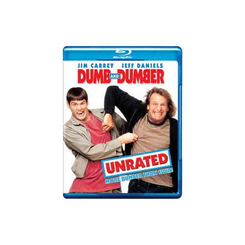 DUMB & DUMBER (BLU-RAY/UNRATED) 794043123450