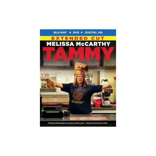TAMMY (2014/BLU-RAY/DVD COMBO/DHD/UV/2 DISC) 794043172977