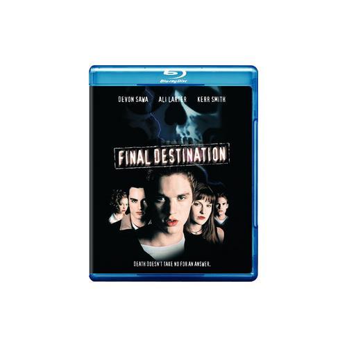 FINAL DESTINATION (BLU-RAY) 794043128196