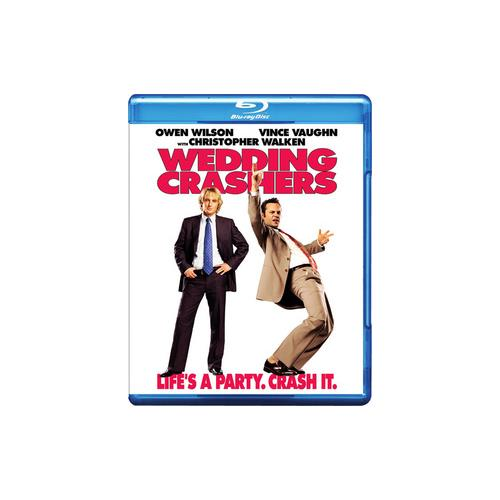 WEDDING CRASHERS (BLU-RAY/THEATRICAL VERSION) 883929416370