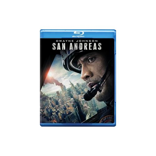 SAN ANDREAS (BLU-RAY/DVD/WS-2.40/DIGITAL HD/ULTRAVIOLET) 794043179129