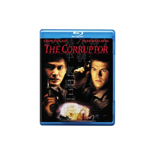CORRUPTOR (BLU-RAY) 883929444908