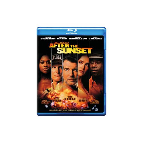 AFTER THE SUNSET (BLU-RAY) 883929444878