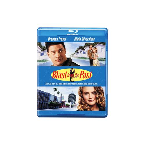 BLAST FROM THE PAST (BLU-RAY) 883929458493