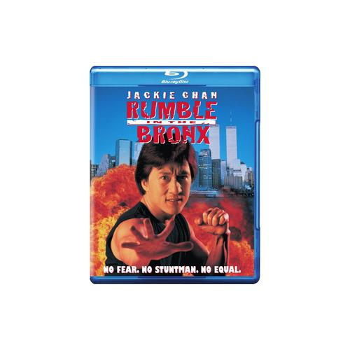 RUMBLE IN THE BRONX (BLU-RAY) 883929458806