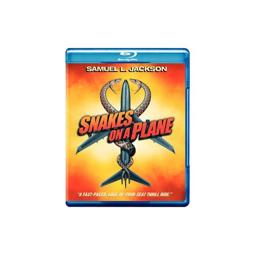 SNAKES ON A PLANE (BLU-RAY) 794043131530