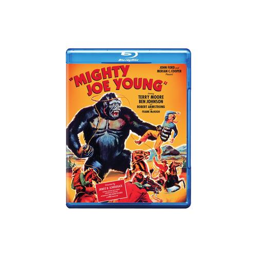 MIGHTY JOE YOUNG (BLU-RAY) 883929458783